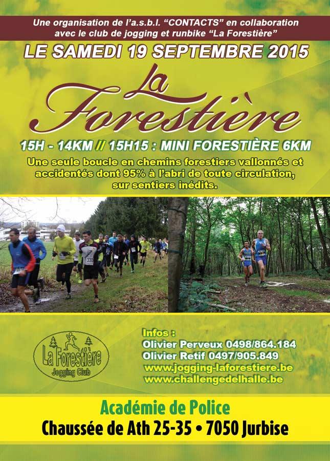 La Forestière 2015 (recto)
