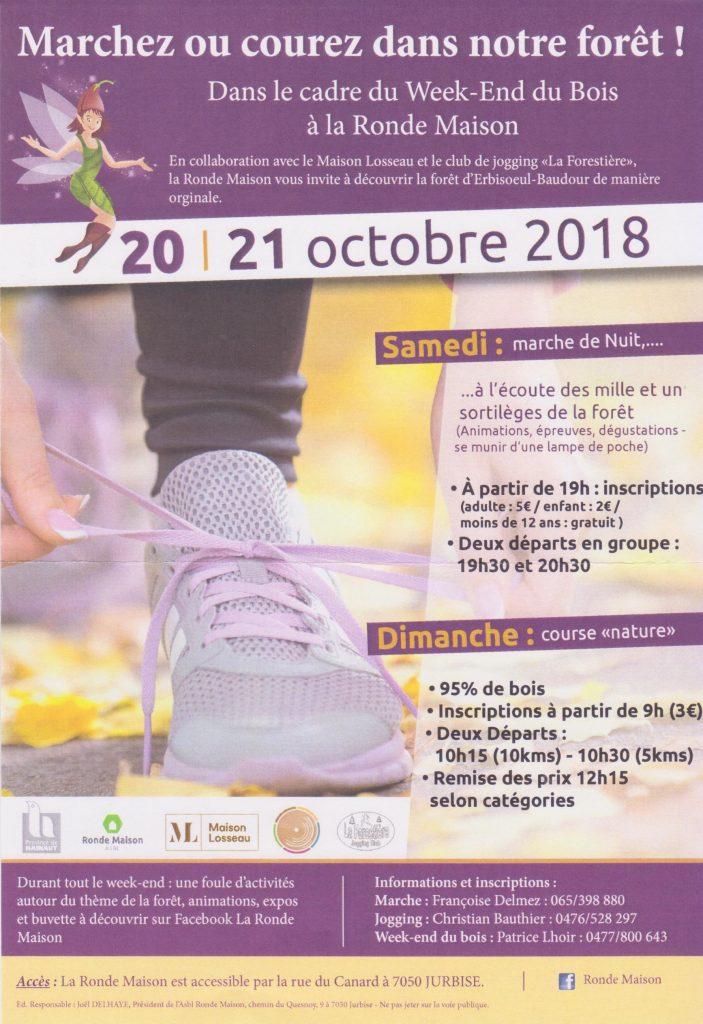 Week-End du Bois - Ronde Maison 2018