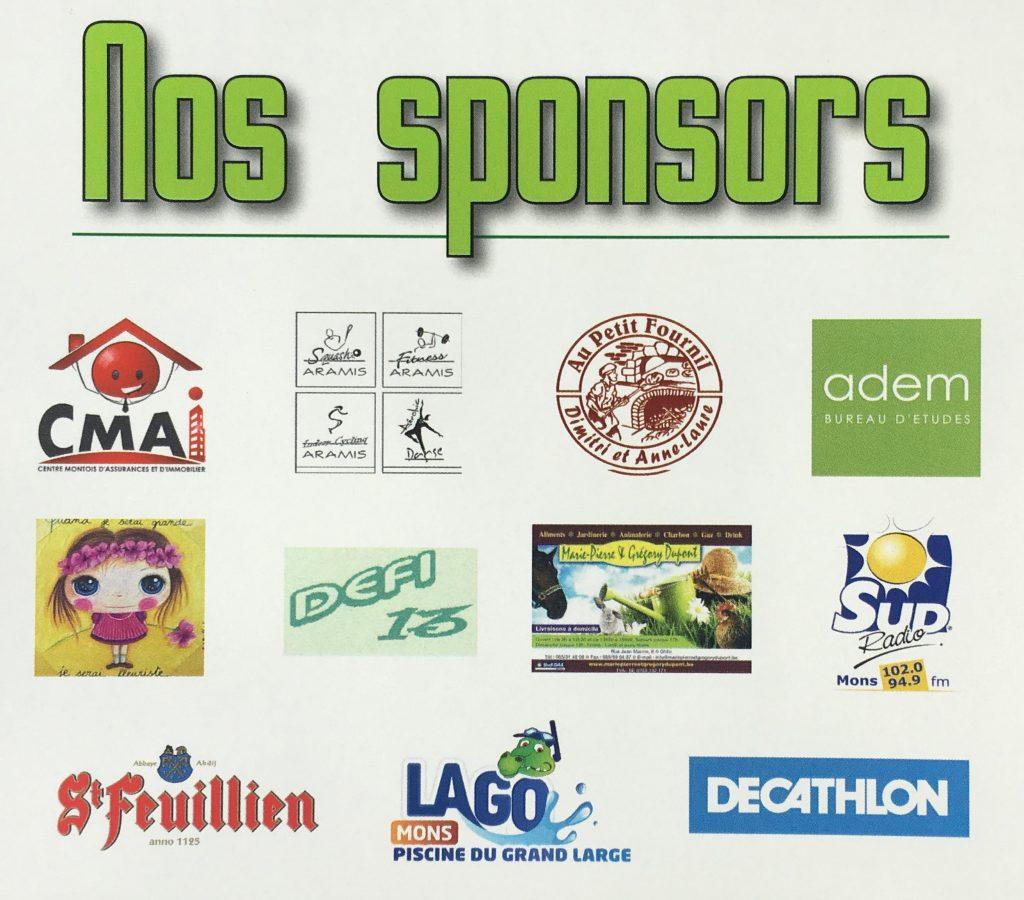Sponsors La Forestière 2018
