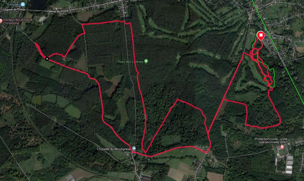 La Forestière - Grand parcours - 2019
